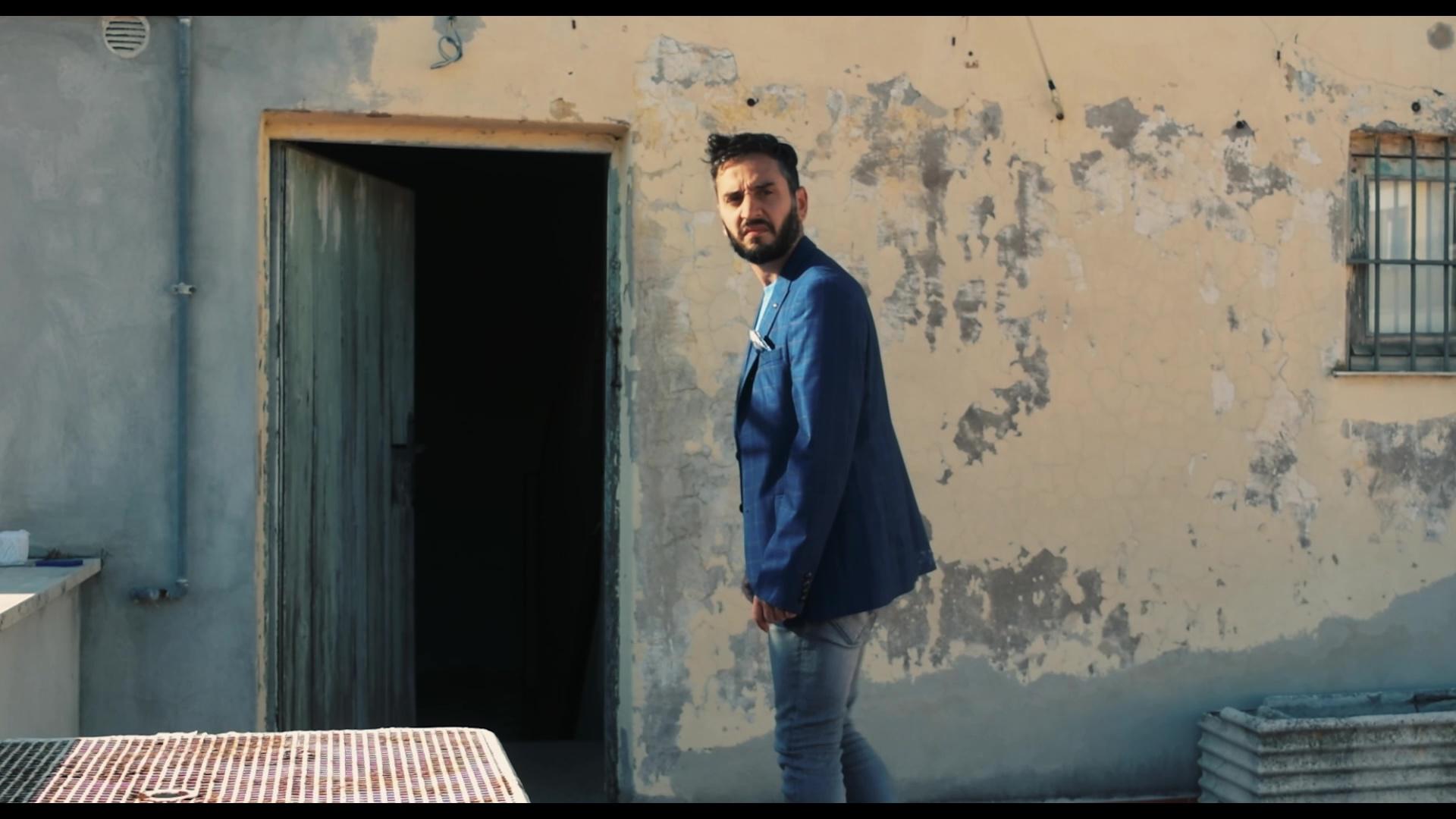 Daniele Arturi nel film the House Guest di Domiziano Cristopharo