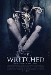 La locandina del film The Wretched
