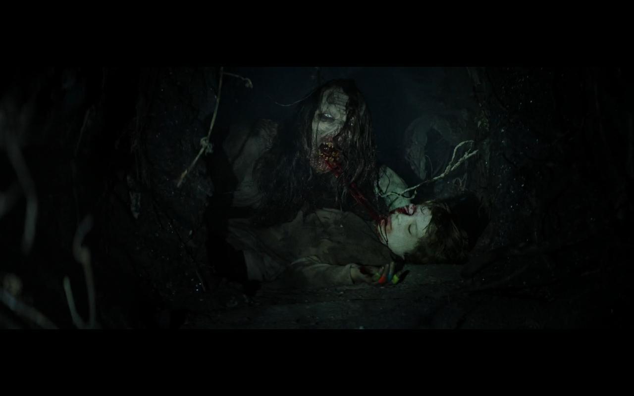 Un frame dal film The Wretched di Brett e Drew Pierce.