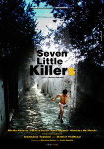 seven little killers - locandina
