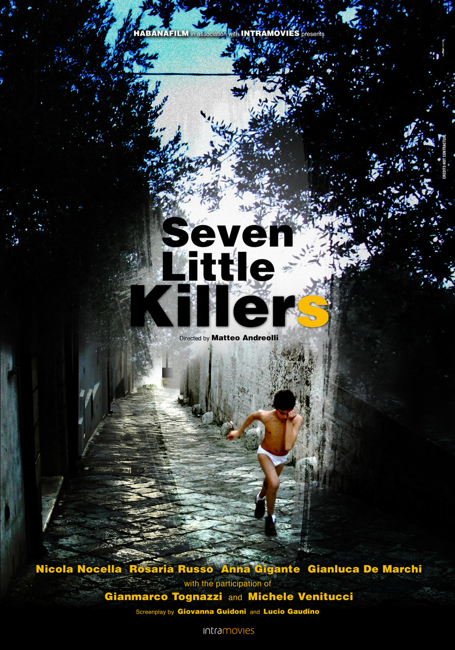 [RECENSIONE] Seven Little Killers (Eppideis)