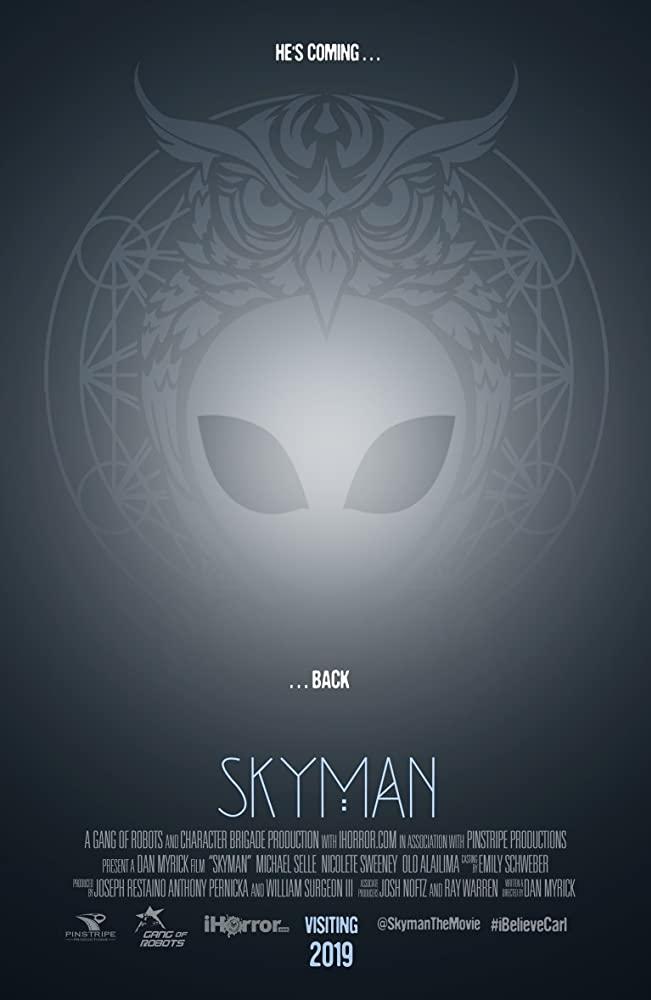 [NEWS] Il trailer di Skyman