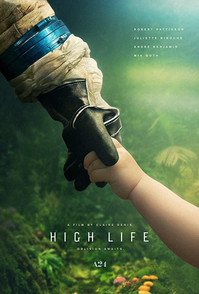 [NEWS] Il trailer del fantascientifico High Life