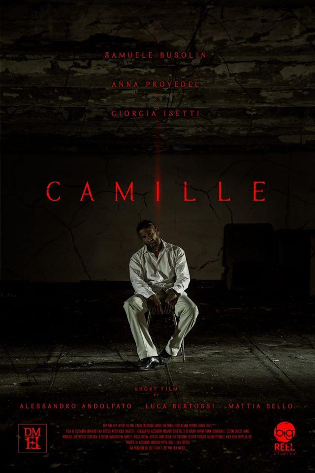 Il teaser trailer del corto horror italiano Camille