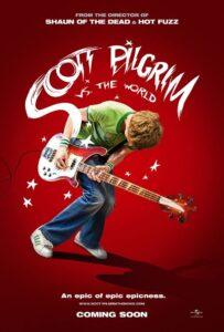 Scott Pilgrim Vs. The World - la locandina