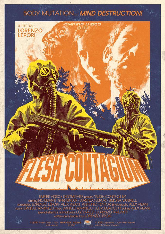 [NEWS] Il trailer di Flesh Contagium di Lorenzo Lepori