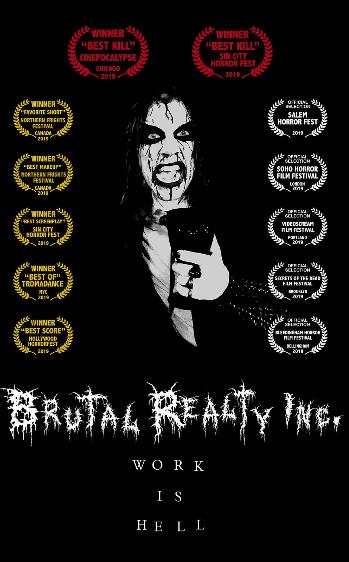 Brutal Realty, Inc. - locandina
