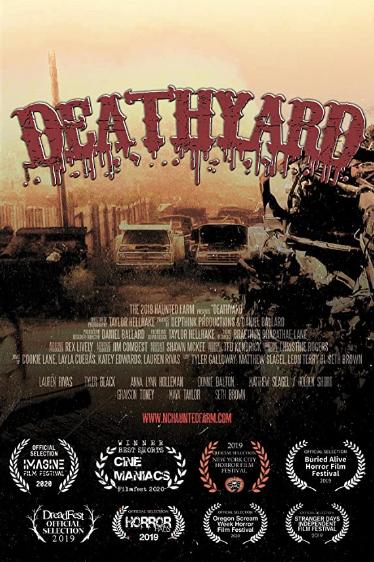 Deathyard - locandina