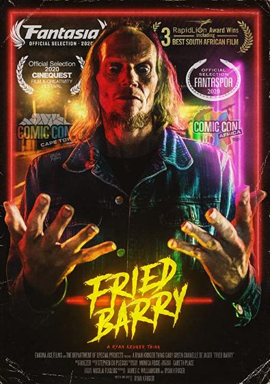 [38 Torino Film Festival] Fried Barry, la recensione