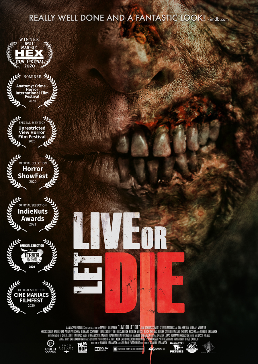 [NEWS] Il secondo trailer dell'horror Live or Let Die