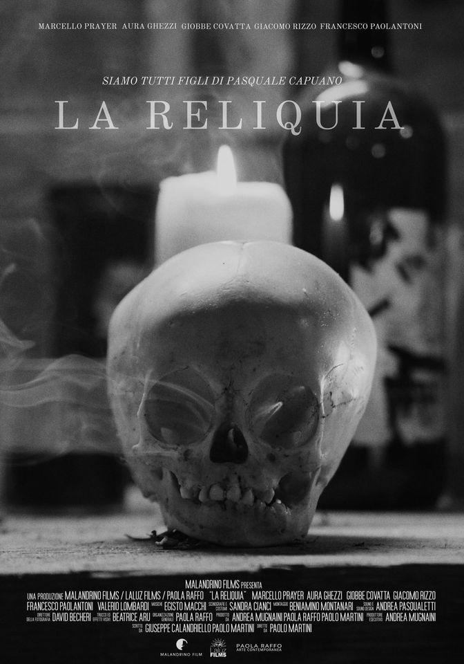 La Reliquia - locandina - Fantafestival 40