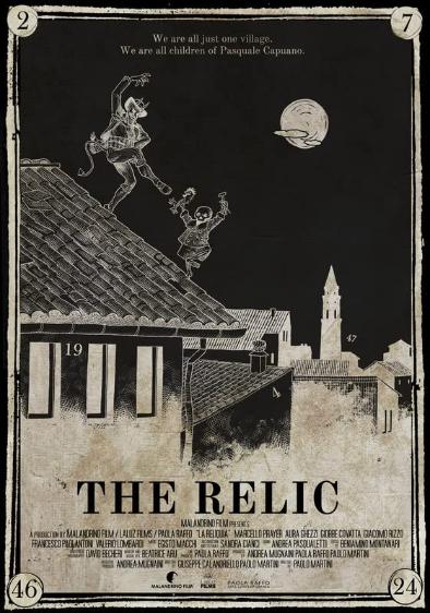 The Relic - La Reliquia - locandina