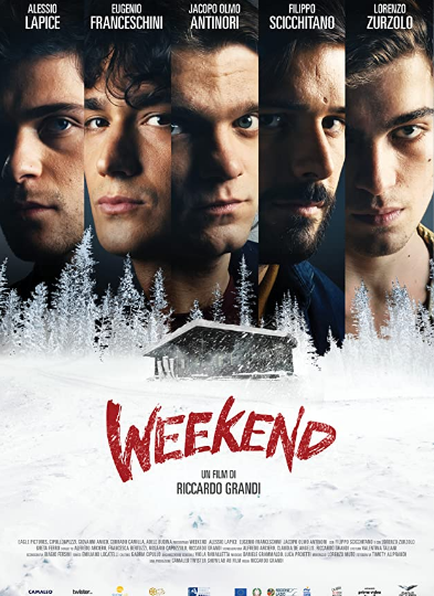 [NEWS] Il trailer di Weekend, thriller diretto da Riccardo Grandi