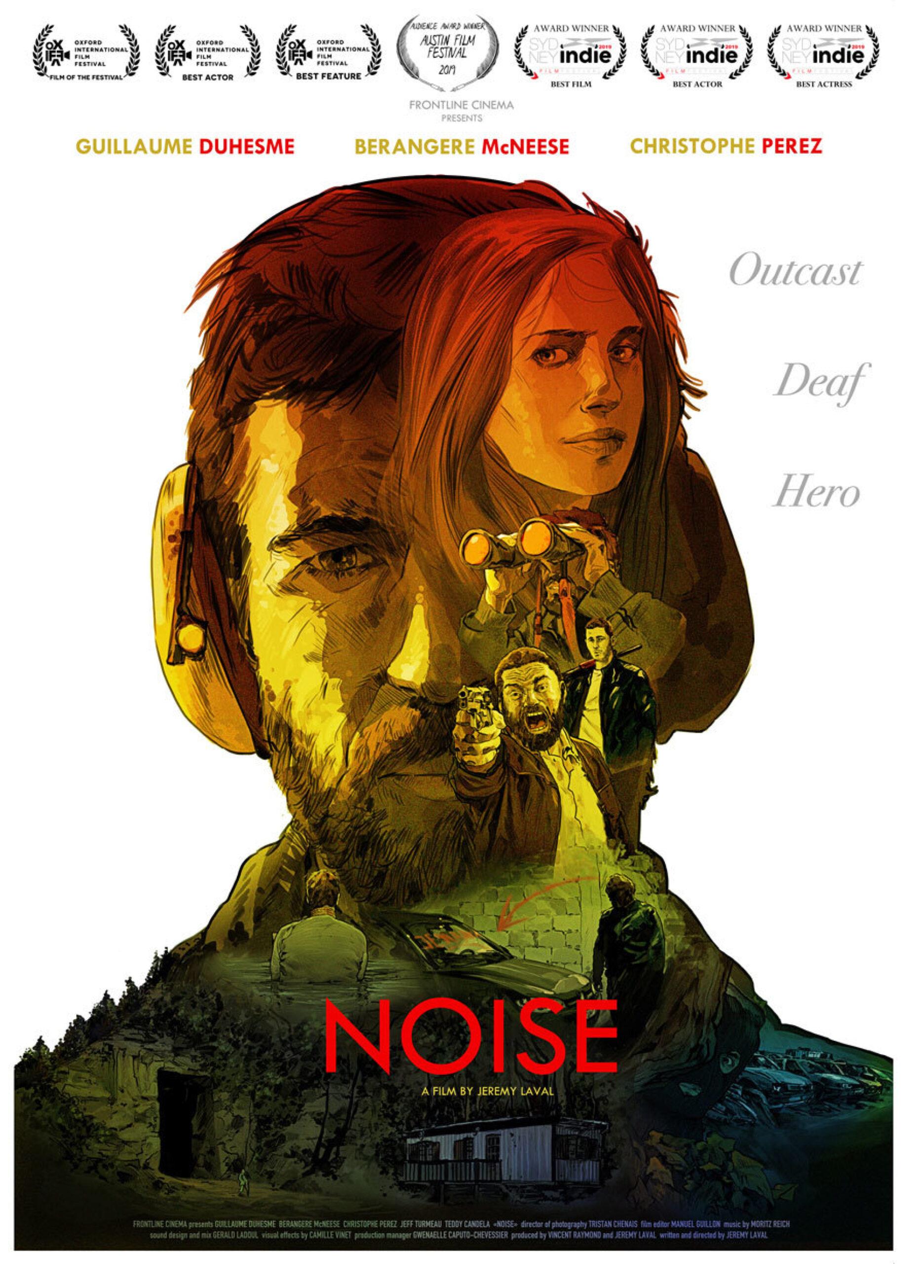 [OLTRE LO SPECCHIO 2] Noise di Jeremy Laval. La recensione