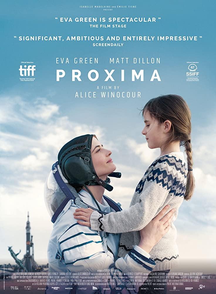 [NEWS] Esce su diverse piattaforme il film Proxima