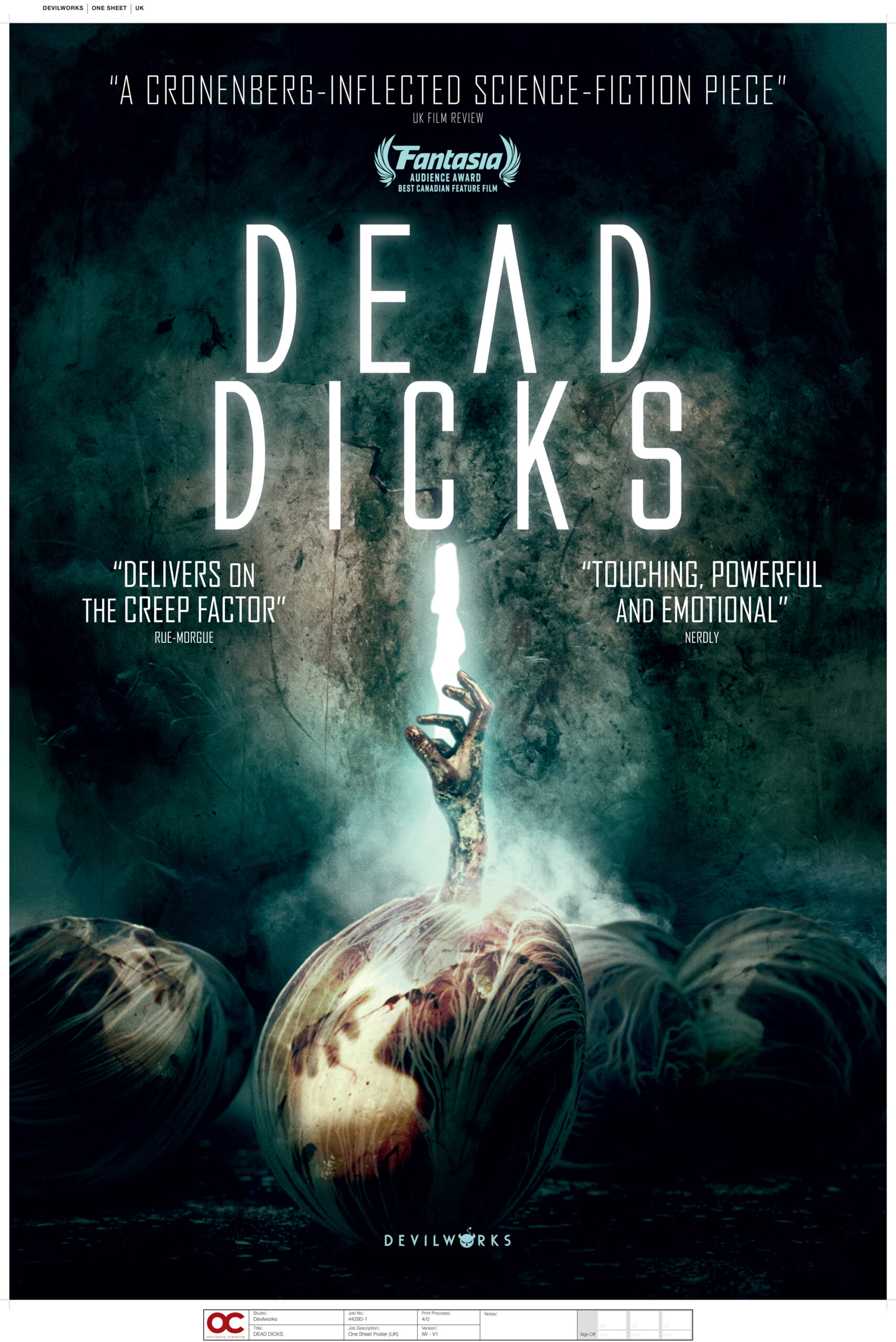 [OLTRE LO SPECCHIO 2] Dead Dicks. La recensione