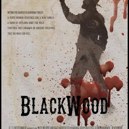 [NEWS] Trailer e locandina del western-horror Black Wood