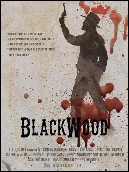 [NEWS] Trailer e locandina del western-horror Black Wood
