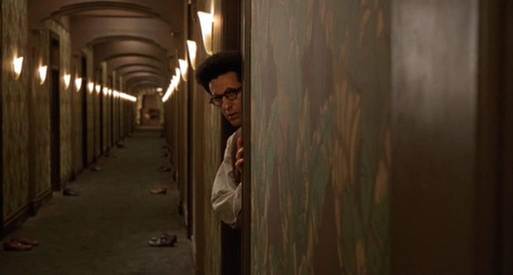 Barton Fink e il corridoio dell'Earle Hotel