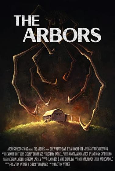 Il trailer di The Arbors, protagonista un grosso ragno assassino