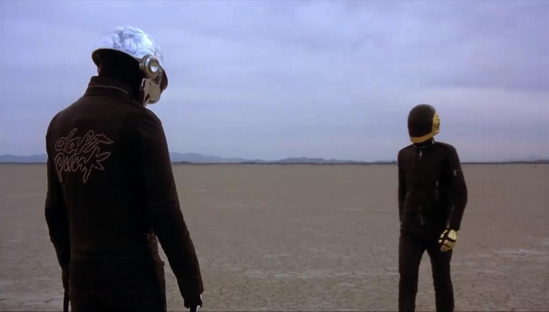 Epilogue: il videoclip dei Daft Punk sul loro scioglimento