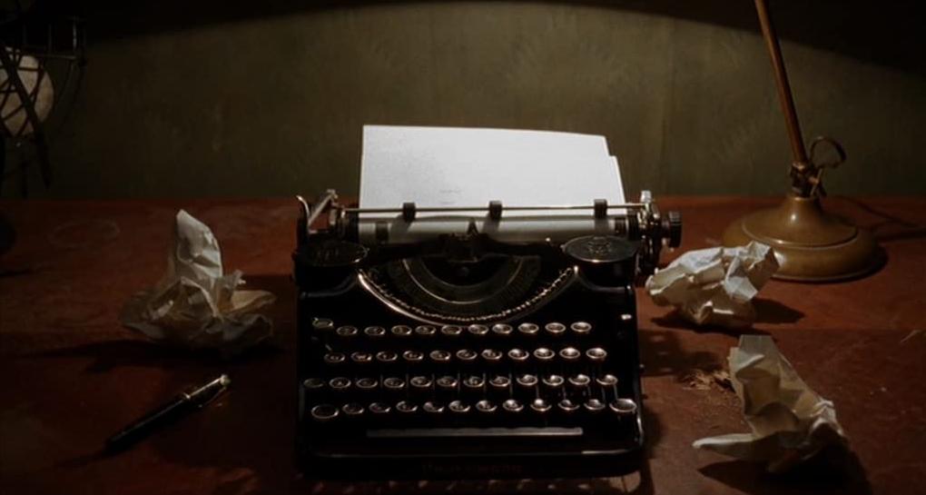 La macchina da scrivere di Barton Fink non lavora...