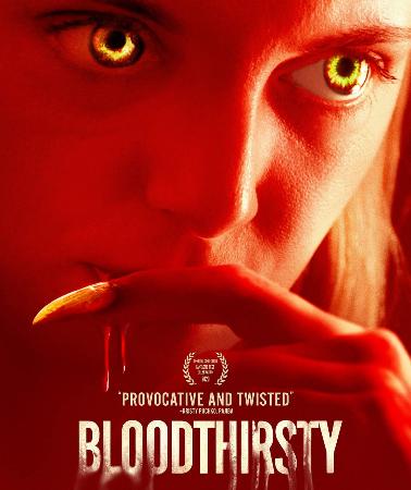 [NEWS] Una lupa mannara nel trailer di Bloodthirsty