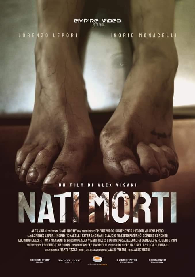 [NEWS] Il trailer di Nati Morti di Alex Visani