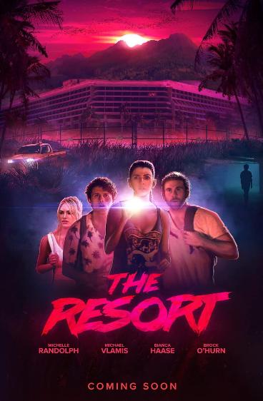 Una locandina del film The Resort