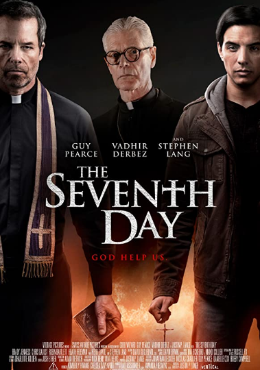 [NEWS] Il trailer dell'horror esorcistico The Seventh Day