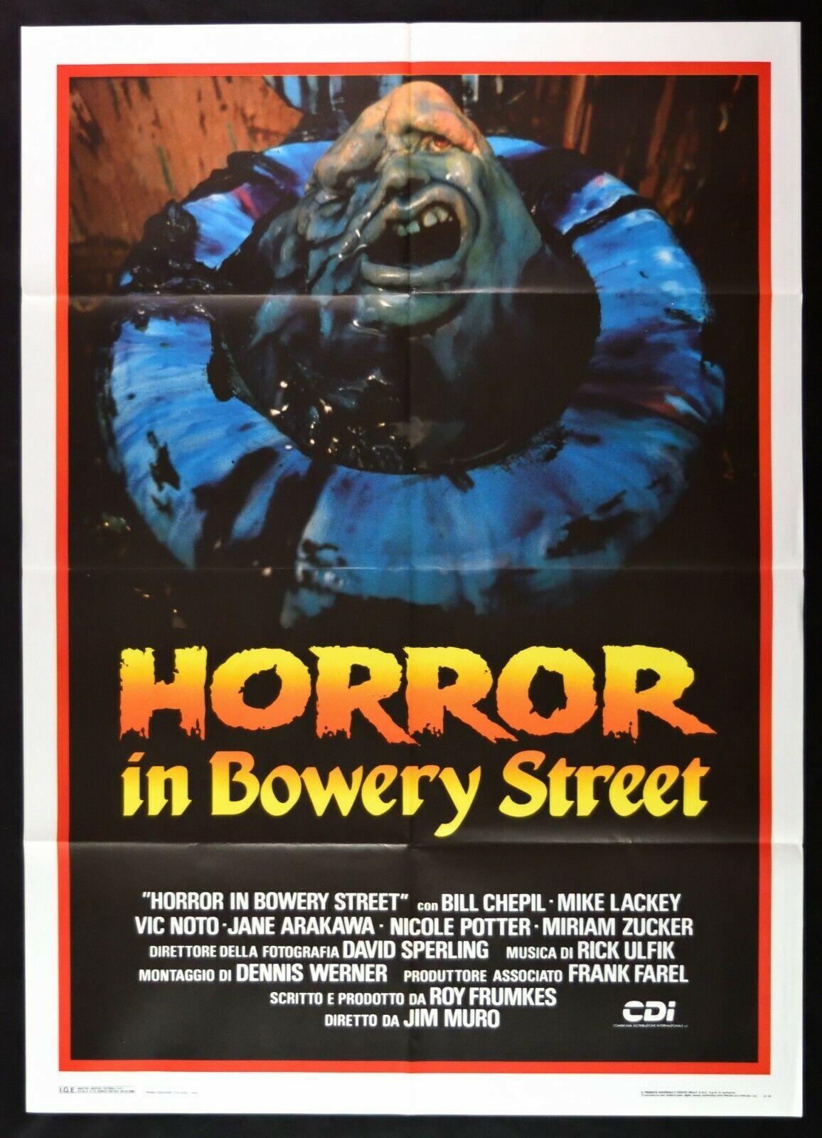 [EXTRA] Street Trash – Horror in Bowery Street di Jim Muro