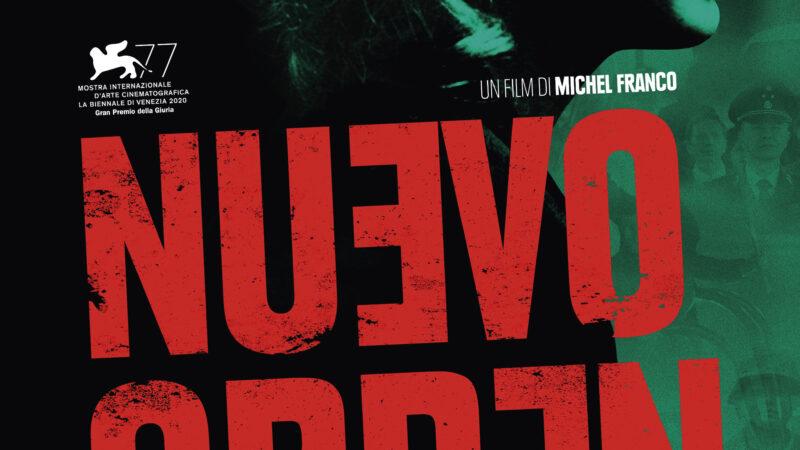 On demand il film Nuevo Orden, Leone d'Argento di Venezia 77