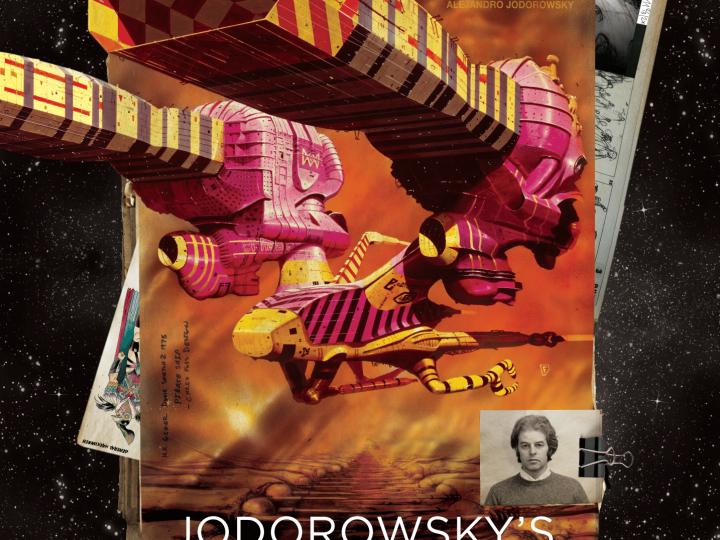 [NEWS] Il trailer del documentario Jodorowsky's Dune