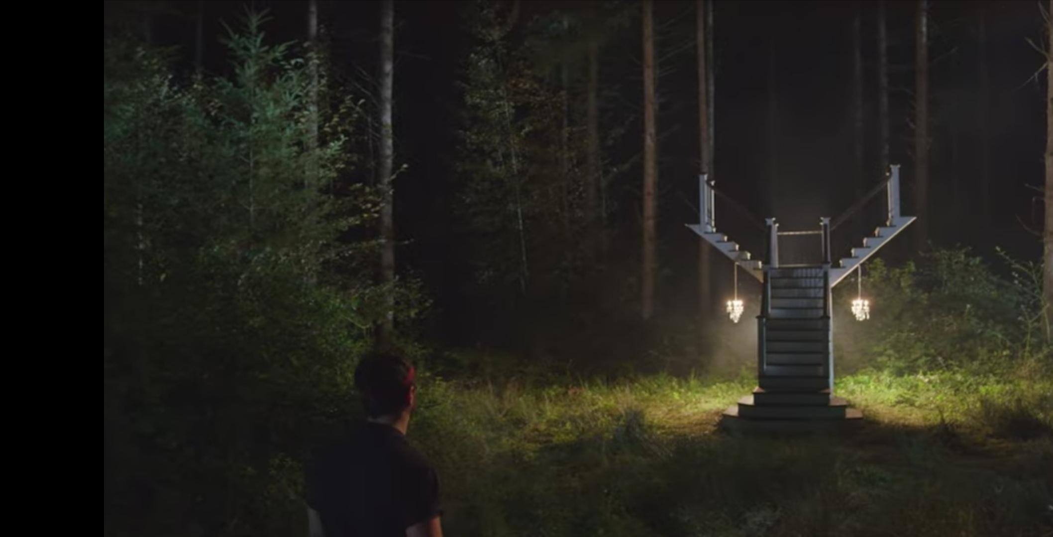 [NEWS] Il trailer dell'horror boschivo The Stairs