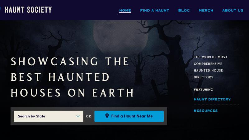 [NEWS] Nasce il sito Haunted Society, database sulle case stregate degli USA