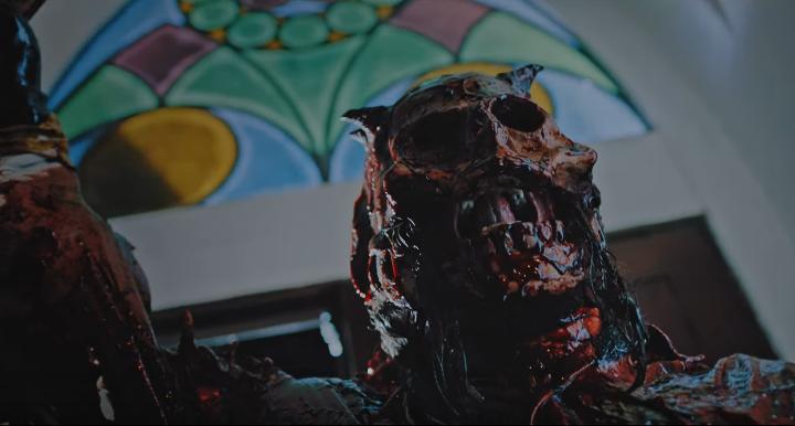 [NEWS] Il trailer dell'horror brasiliano Skull: The Mask