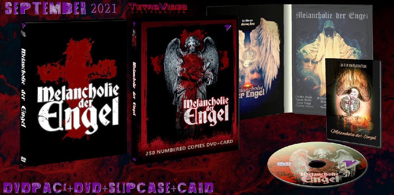 melancholie - der engel - dvd tetrovideo