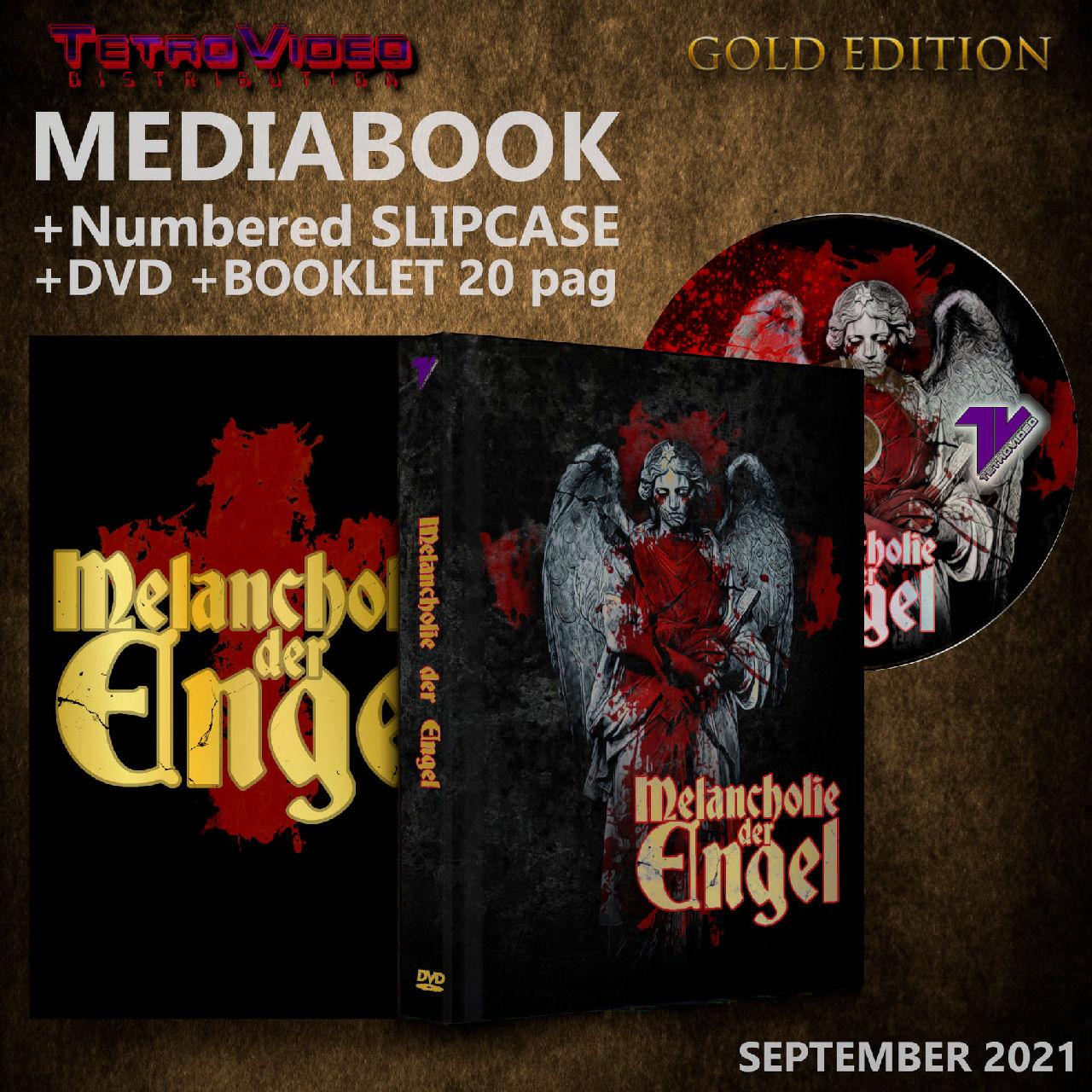 melancholie - der engel - dvd 2 tetrovideo
