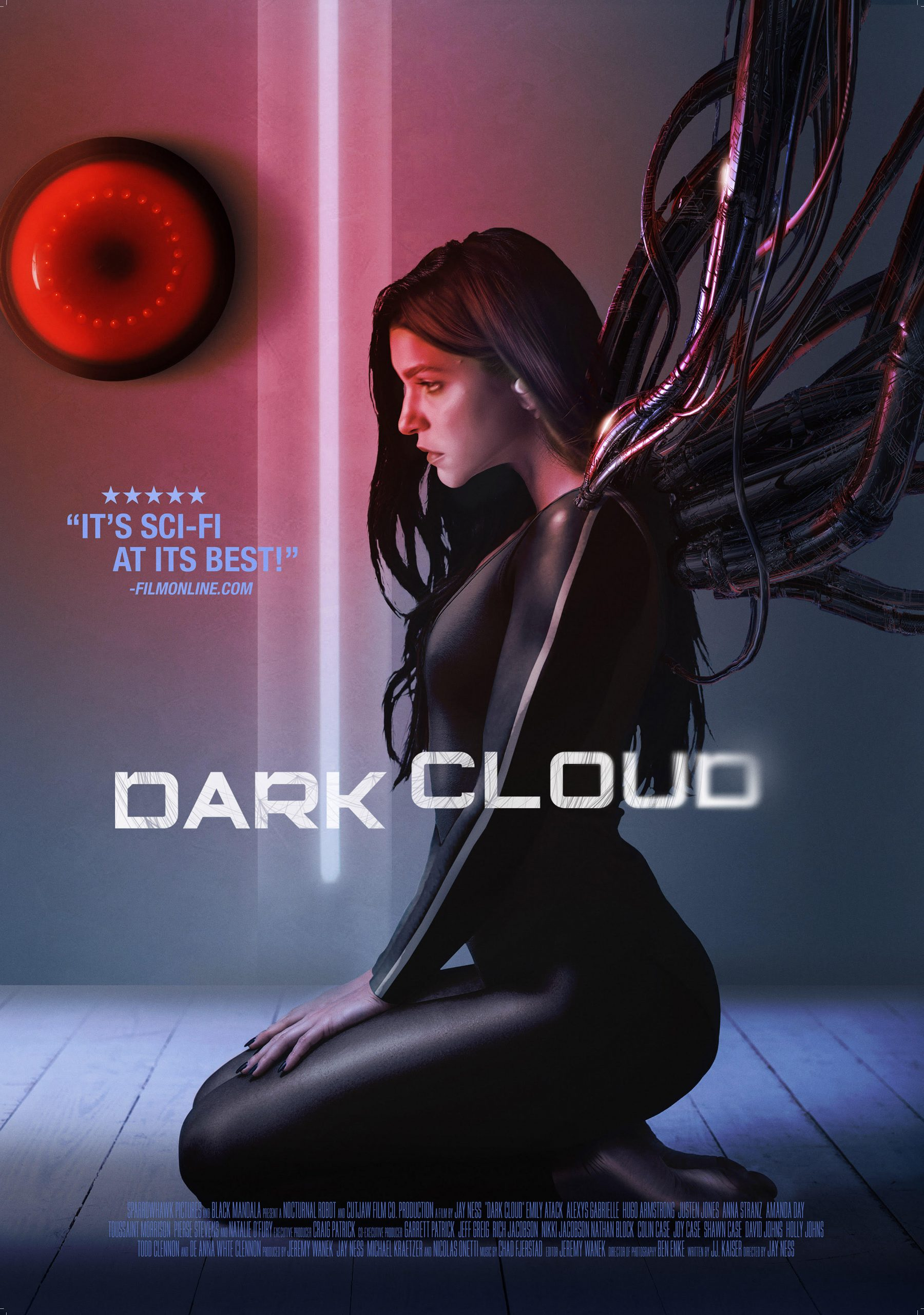 Dark Cloud - locandina 1