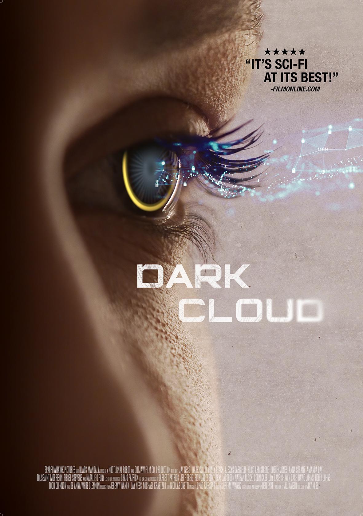 Dark Cloud - locandina 2